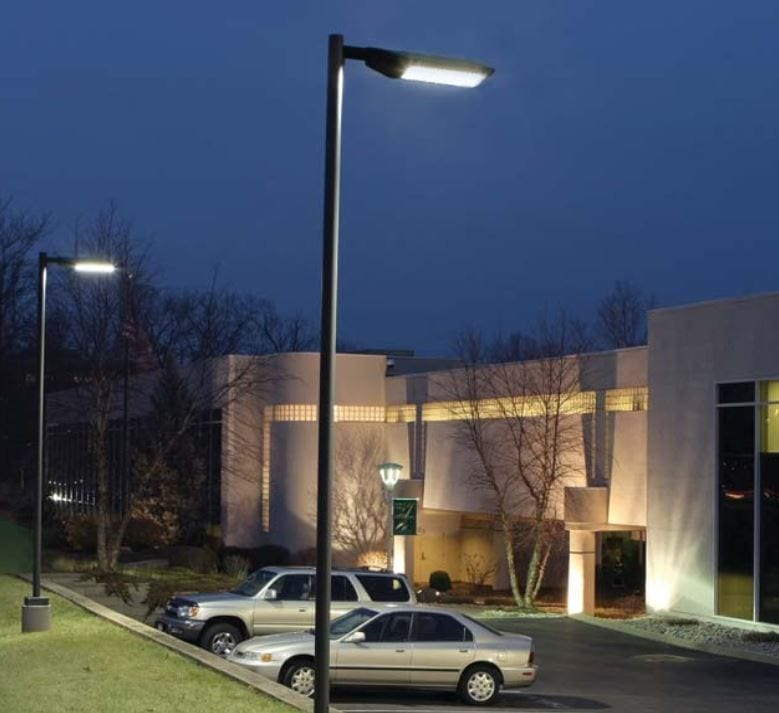 MASS Parking Lot Lighting Electricians & Exterior Lighting Specialists For Solar Powered Parking Lot Lights in Massachusetts.